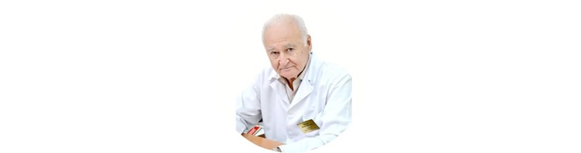 Doctor of medical Sciences, researcher, Professor Zeltser M. E