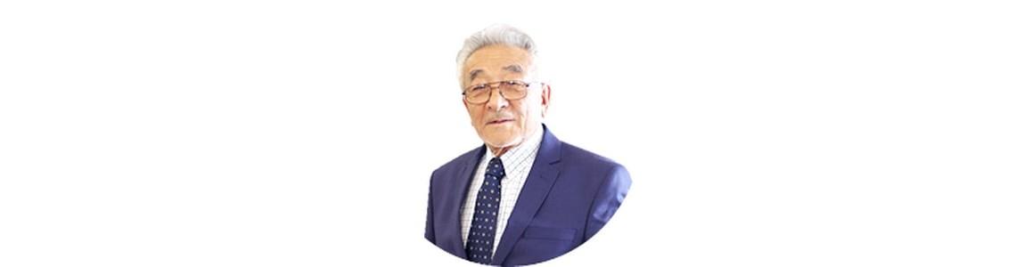 Научный руководитель программы, академик Шарманов Т.Ш