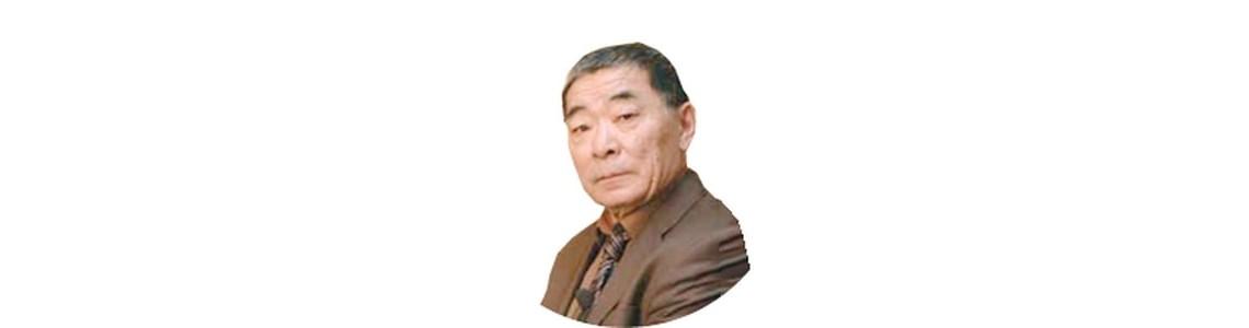 Академик АПМ РК, доктор медицинских наук, профессор Цой И.Г