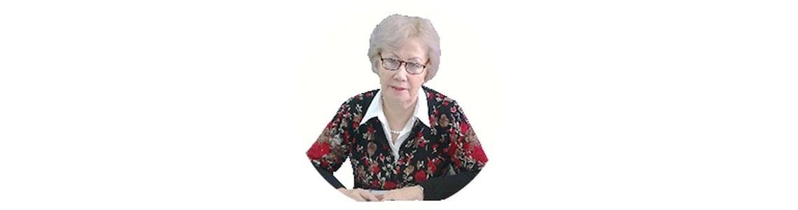 Doctor of medical Sciences, expert, Professor L. I. Kalamkarova